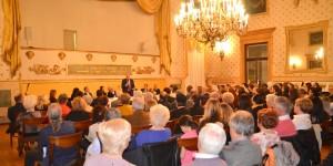 Sandro Vecchiato al premio città di padova